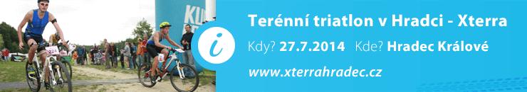 Hradecký triatlon Xterra