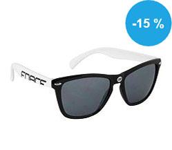Prohlédnout Brýle FORCE FREE černo-bílé, černá laser skla - 91030 na Kupkolo.cz