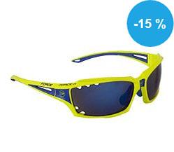 Prohlédnout Brýle Force VISION fluo + modrá laser skla - 90973 na Kupkolo.cz