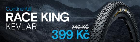 Continental Race King Kevlar za 399 Kč