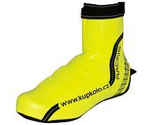 Návleky na tretry voděodolný PU - Kupkolo Racing - fluo