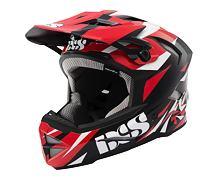 Helma IXS integrální Metis MOSS - červená bílá