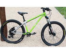 """24"""" Dětské kolo Early Rider Hellion T24HT - Trail - zelené"""