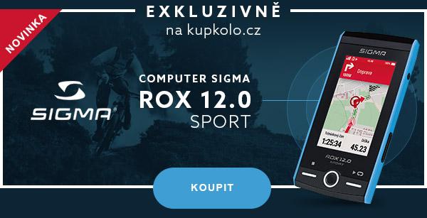 Exkluzivně - Sigma Rox 12