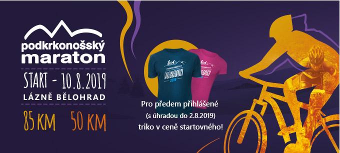 Podkrkonošský maraton 2019