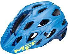 Helma MET Lupo, tyrkysová/petrol modrá