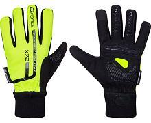 Dětské zimní rukavice Force Kid X72 - fluo